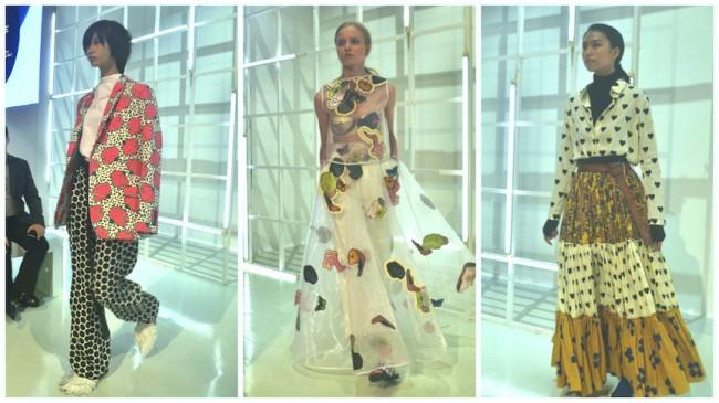 Models present clothes by Rajo Laurel at the Fashion Exchange International show, July 7, 2016. Photos by Romsanne Ortiguero, InterAksyon.com.