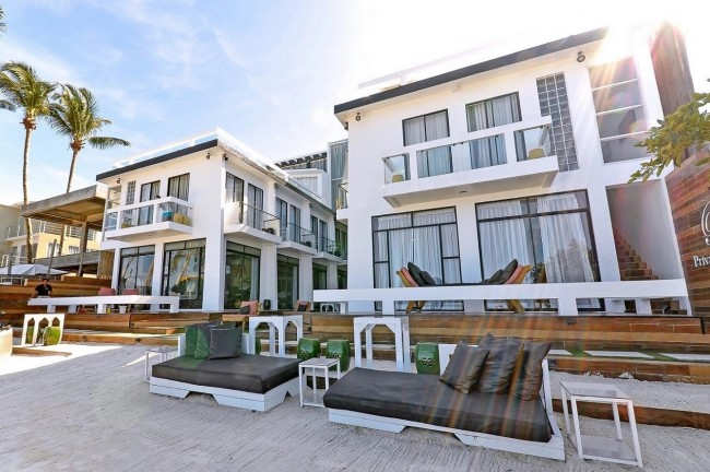 Palassa Private Residences in Boracay. Photo courtesy of the hotel.