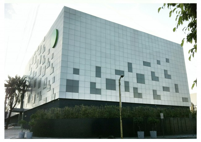 Hotel at Green Sun in Makati City. Photo courtesy of the hotel.