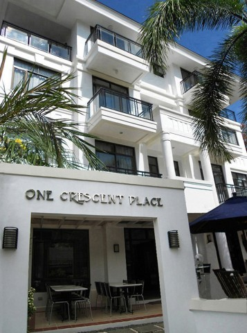 One Crescent Hotel in Boracay. Photo courtesy of the hotel.