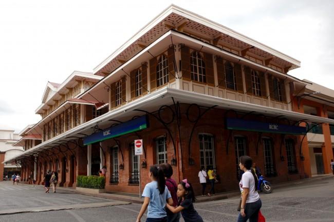 Tutuban Center's Main Station. Photo by Bernard Testa, InterAksyon.