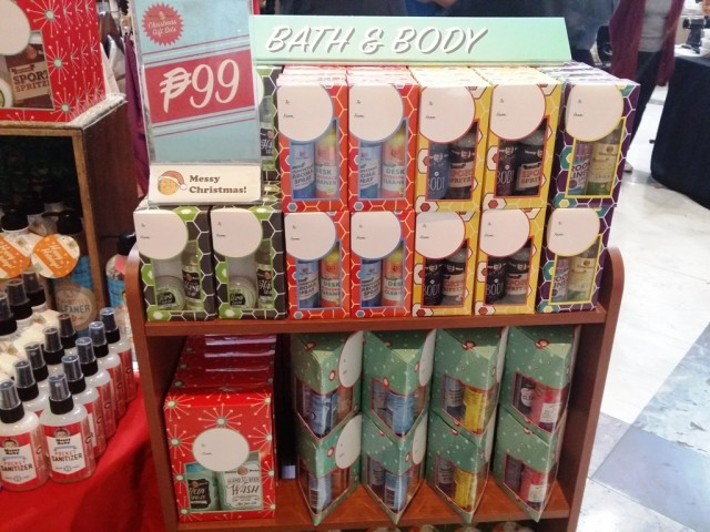 All-natural products by Messy Bessy. Photo by Romsanne Ortiguero, InterAksyon.