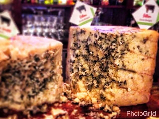 Origine's artisanal cheeses. Chow Buzz photo for InterAksyon.