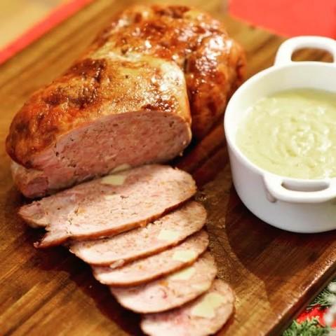 Mesclun's Chicken Gallantina. Photo courtesy of Mesclun.
