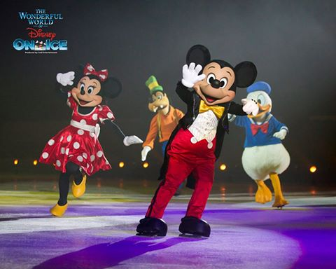 See this year's Disney On Ice show at its new home in Mall of Asia Arena. Image sourced from SM Tickets' Facebook page.