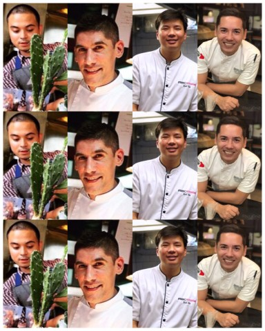 Set to open in January 2017 are restaurants by celebrity chefs Josh Boutwood, Bruce Ricketts, William Mahi, and Mark Tan.