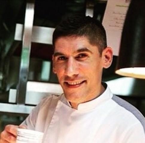 Chef William Mahi of 210⁰ Kitchen + Drinkery. Chow Buzz photo for InterAksyon.
