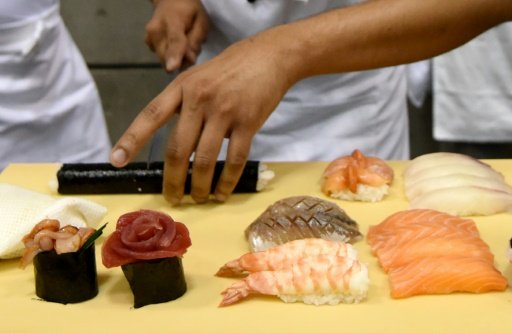A four-year study in Los Angeles found nearly half of the fish served at more than two dozen highly-rated sushi restaurants in the city is mislabeled. FP/File / by Jocelyne Zablit.