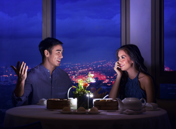 Enjoy the full-on romantic experience at Marco Polo Ortigas Manila with a relaxing overnight stay inclusive of breakfast and dinner, gifts, and special room set-up upon request. Photo courtesy of Marco Polo Ortigas Manila.