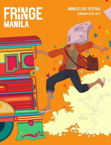 """FringeMNL, which aims to """"showcase fresh, daring, and groundbreaking material, is now on its third year in Manila. Image sourced from the FringeMNL website."""