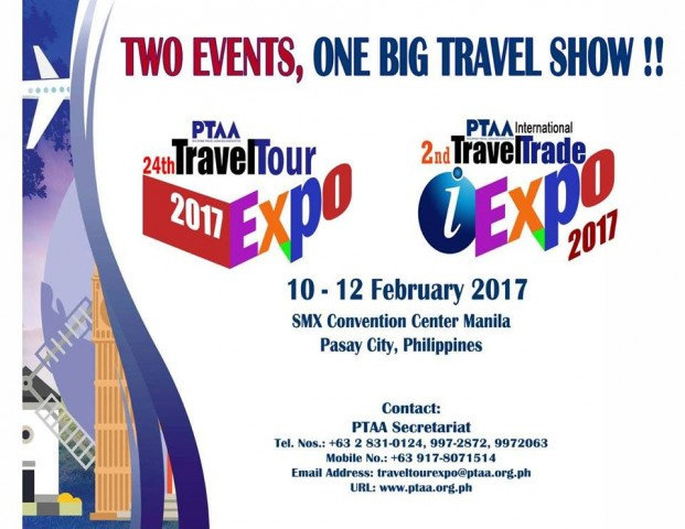 Don't this event, which is the country's biggest travel trade show. Image sourced from Travel Tour Expo's Facebook page.