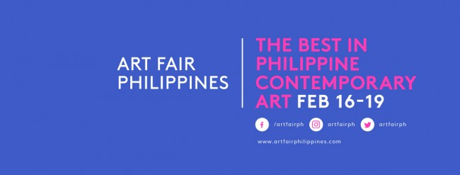 The annual art event that turns a car park into an art hub is back this year. Image Source: Art Fair Philippines' Facebook page.