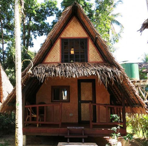 One of the cottages you can find at Deep Moon Resort in Port Barton, Palawan. Photo by Jona Branzuela Bering for InterAksyon.