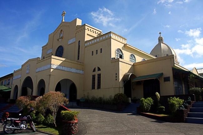 Pilgrims of Green Faith Travels will pray at the Carmelite Monastery as part of a Visita Iglesia on March 18, 2017. Photo by Richard Eusebio/Green Faith Travels.