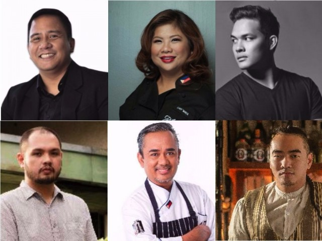 Make your food business idea into a successful enterprise. Hear the industry's top thought leaders as they share tips and best practices at Dine Philippines' Ozamiz City leg on March 2 to 3, 2017. Among the guest speakers are, clockwise from top extreme left: Adolf Aran, Waya Araos-Wijangco, Jairus Ferrer, Kalel Demetrio, Ige Ramos, and Datu Shariff Pendatun. Photos courtesy of Courage Asia.