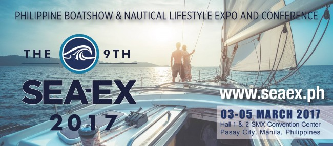Don't miss out this year's premier nautical lifestyle expo. Image sourced from Sea Expo's Facebook page.