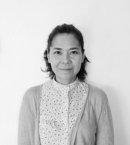 Joselina Cruz, Museum of Contemporary Art and Design of De La Salle College of Saint Benilde, Manila and curator of the Philippine Pavilion at the 57th Venice Art Biennale. Photo courtesy of Joselina Cruz.