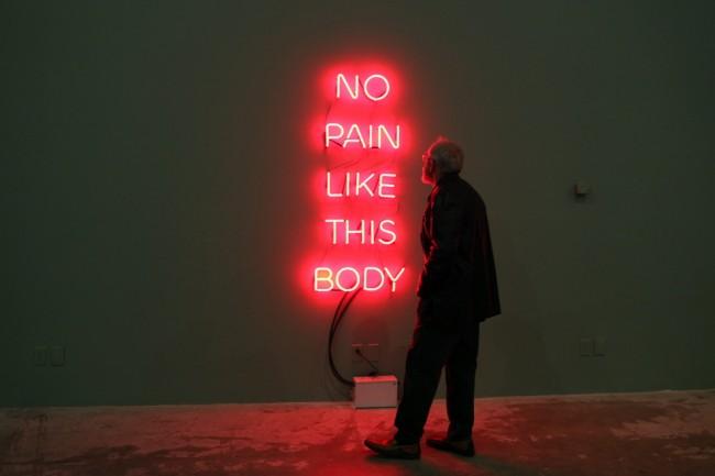 "Lani Maestro's ""No Pain Like This Body,"" (2010/2017). Photo courtesy of Lani Maestro."