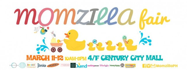 Find mother and baby-friendly products at this weekend fair. Image sourced fromMomzilla's Facebook page.