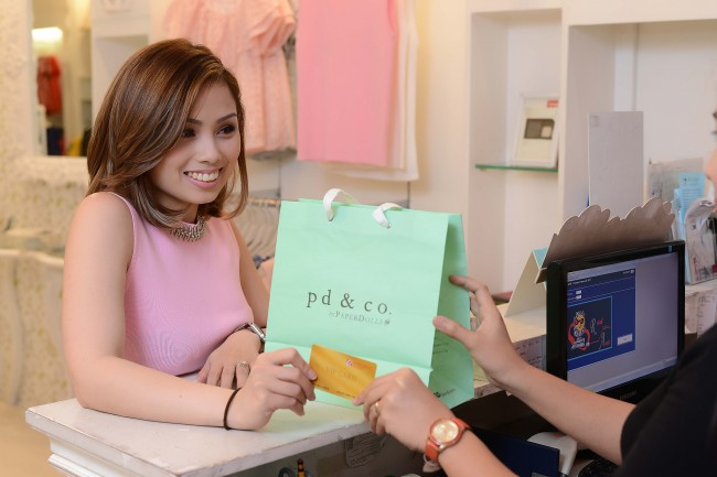 Robinsons Mall VIP cardholders get special discounts on premium brands. Photo courtesy of RLC.