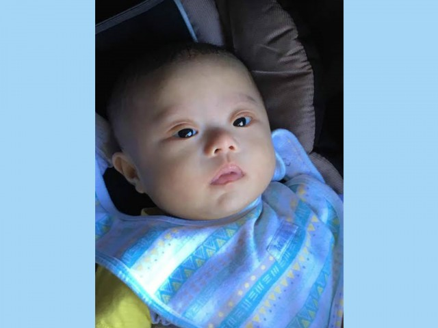 Nathan is considered by his doctors as a miracle baby. Photo courtesy of Cher Jimenez.