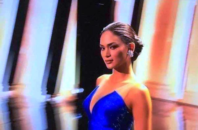 Miss Unverse 2015 Pia Wurtzbach