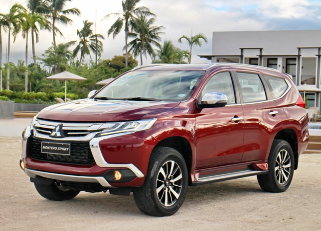 All New 2015 Mitsubishi Montero | Autos Post
