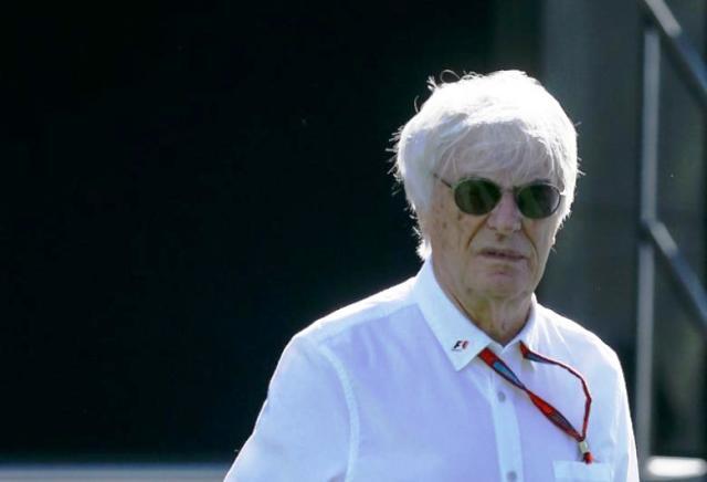 Bernie Ecclestone. Reuters file photo.