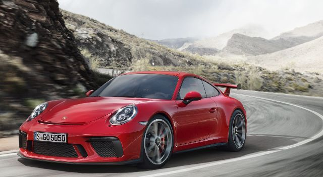 Porsche gives drool-worthy bonuses to employees