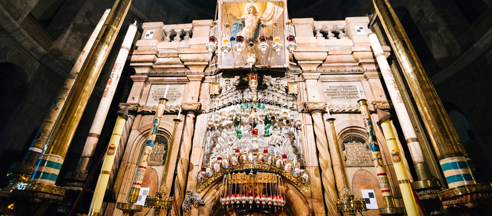 israel is the holy land where the major events in jesus life took place christian holy sites can be found throughout israel and they attract pilgrims and