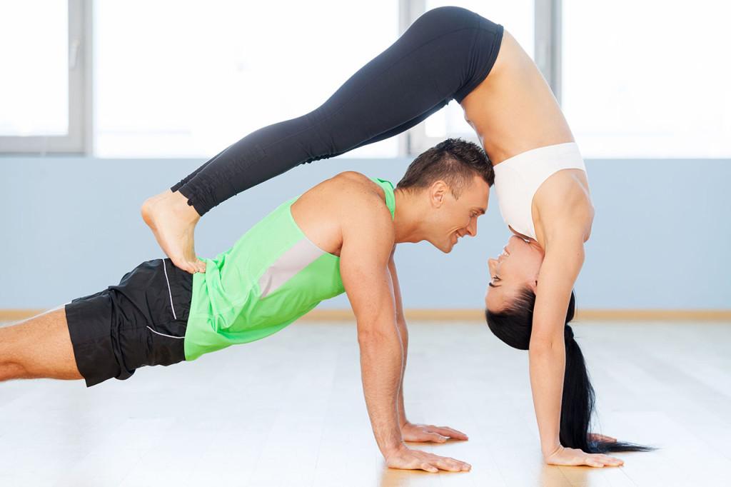 Berkeringatlah bersama dengan berolahraga