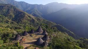 Rasakan Sensasi Menginap di Negeri Dongeng Wae Rebo, Flores
