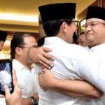 Hadiri Perayaan Ultah Prabowo, Anies Temu Kangen Dengan Sandiaga