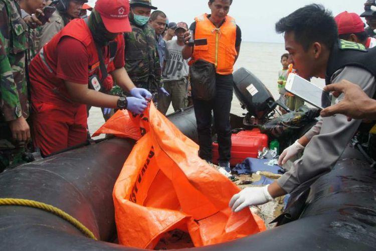 Radius Pencarian Bangkai Lion Air JT-610 Kembali Diperluas