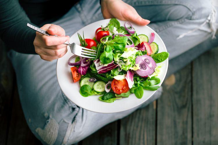 Diet Vegetarian Diklaim Efektif Untuk Cegah Gagal Jantung