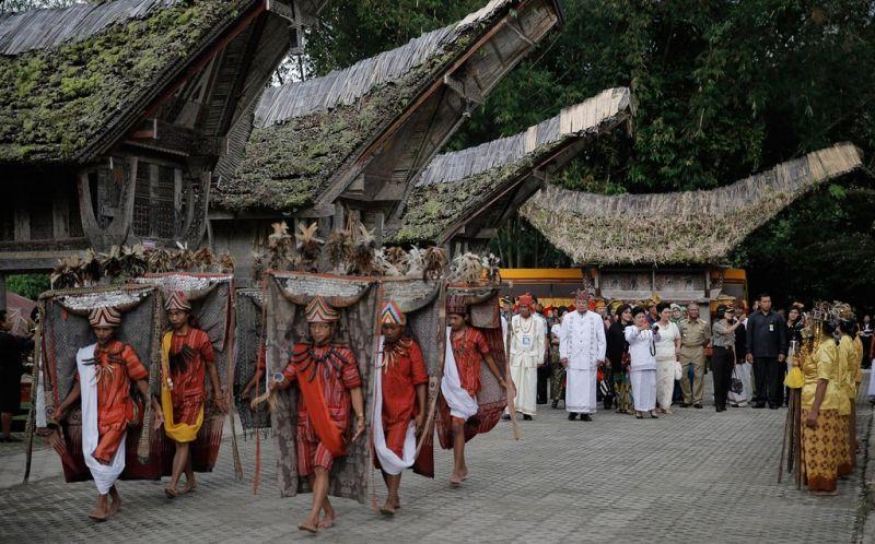 Nuansa Eksotis Tana Toraja di Penghujung Desember