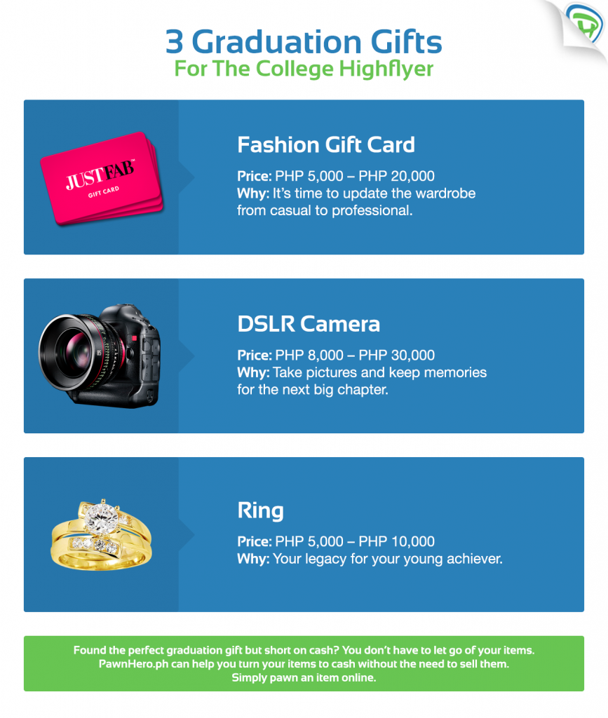 7 Graduation Gifts For The High-Achiever