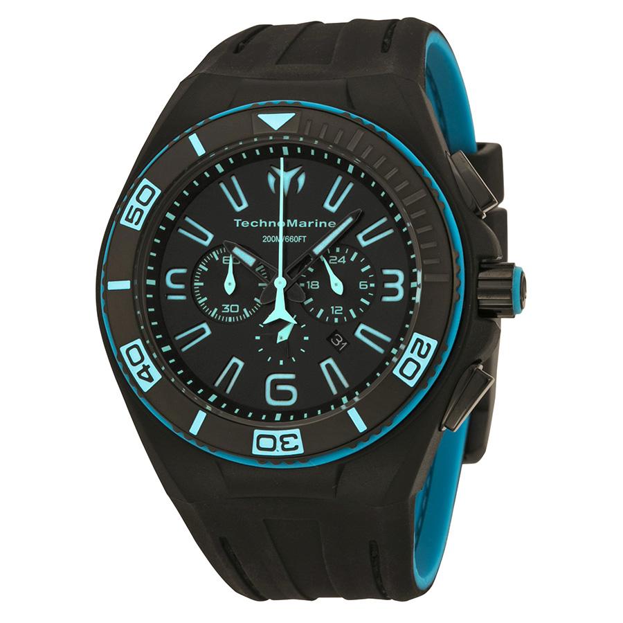 technomarine-cruise-night-vision-ii-chronograph-black-pvd-mens-watch-112003