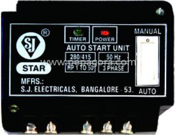 Auto Start Units