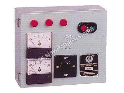 Motor Control Mini Panel