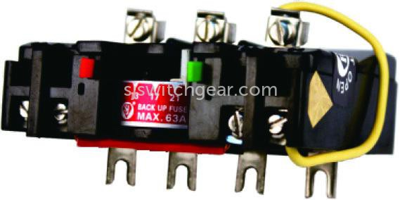 Overload relay unit MJ seri...