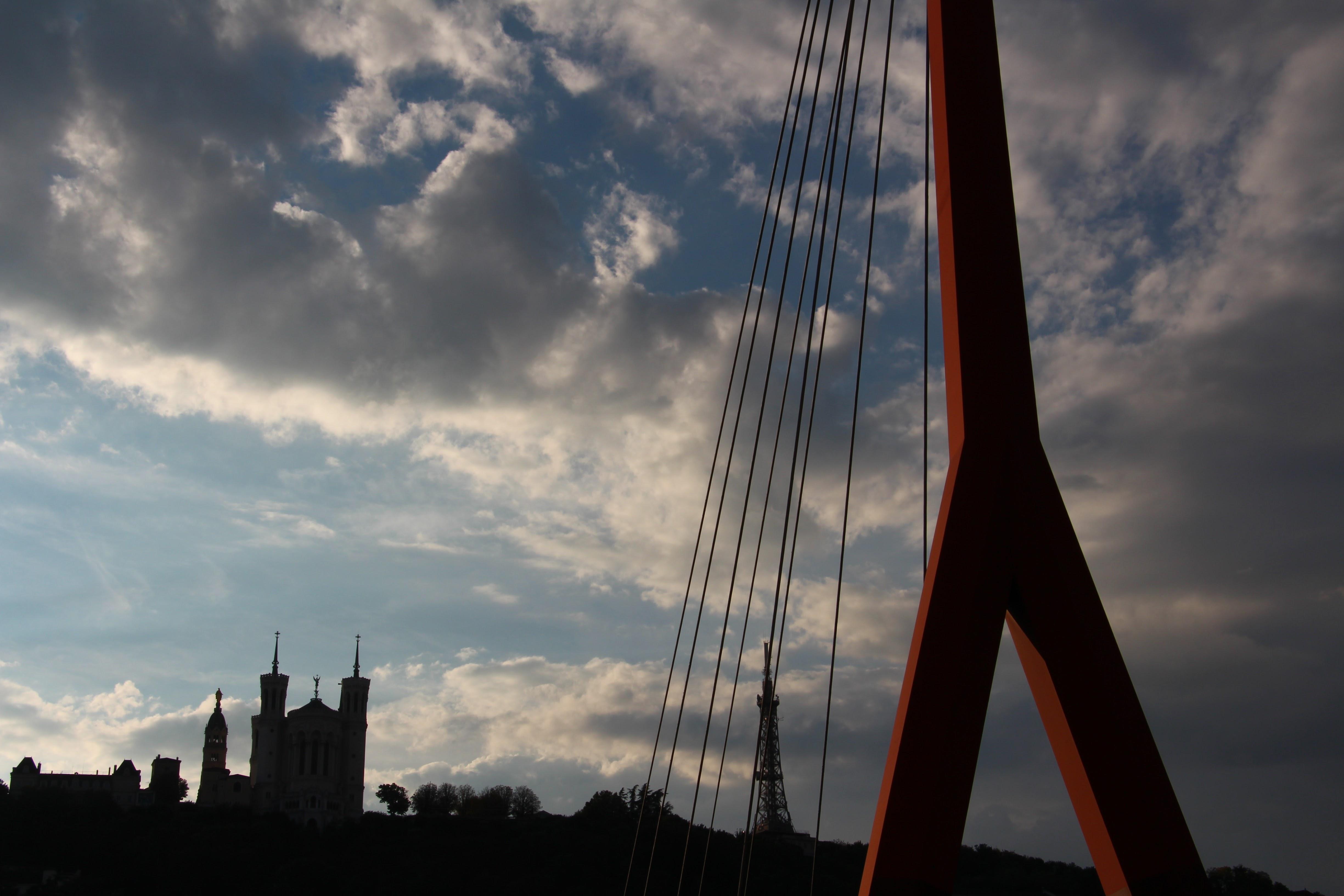 Lyon Skyline | France