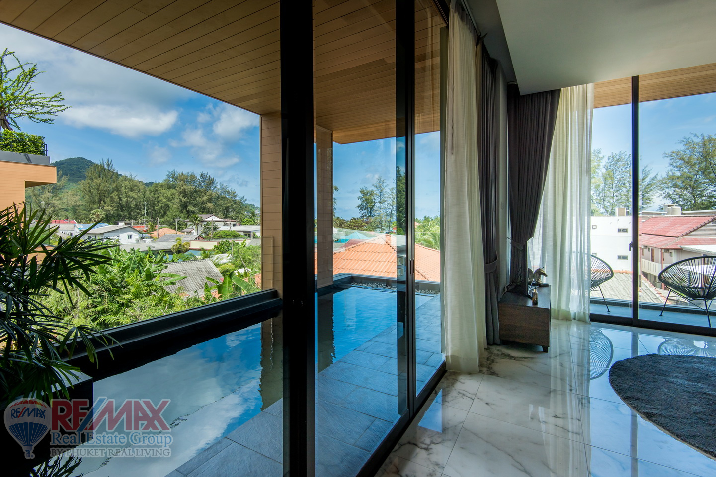 2 BEDROOM CONDO WITH PRIVATE POOL IN KAMALA FOR RENT