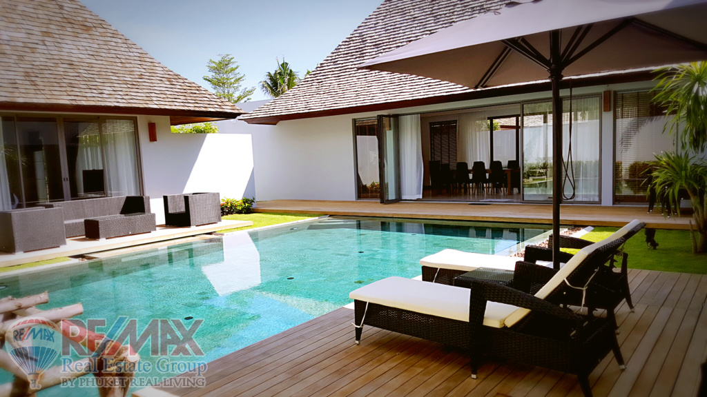 LUXURY TROPICAL 3 BEDROOM PRIVATE POOL VILLA CHERNGTALAY