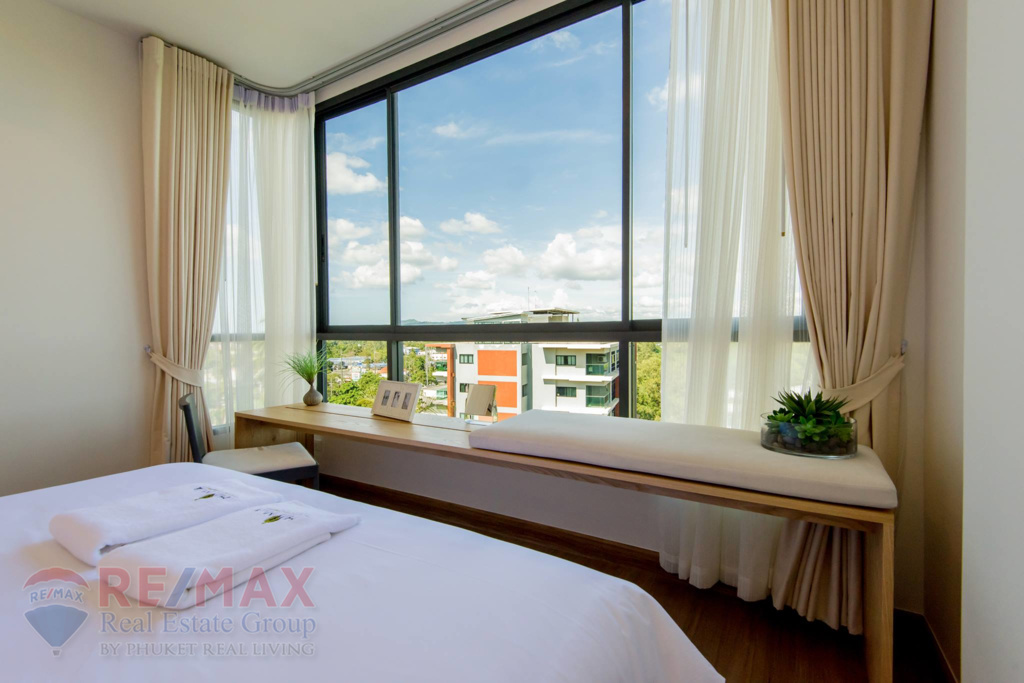 CHERNGTALAY 1 BEDROOM CONDOTEL FOR RENT