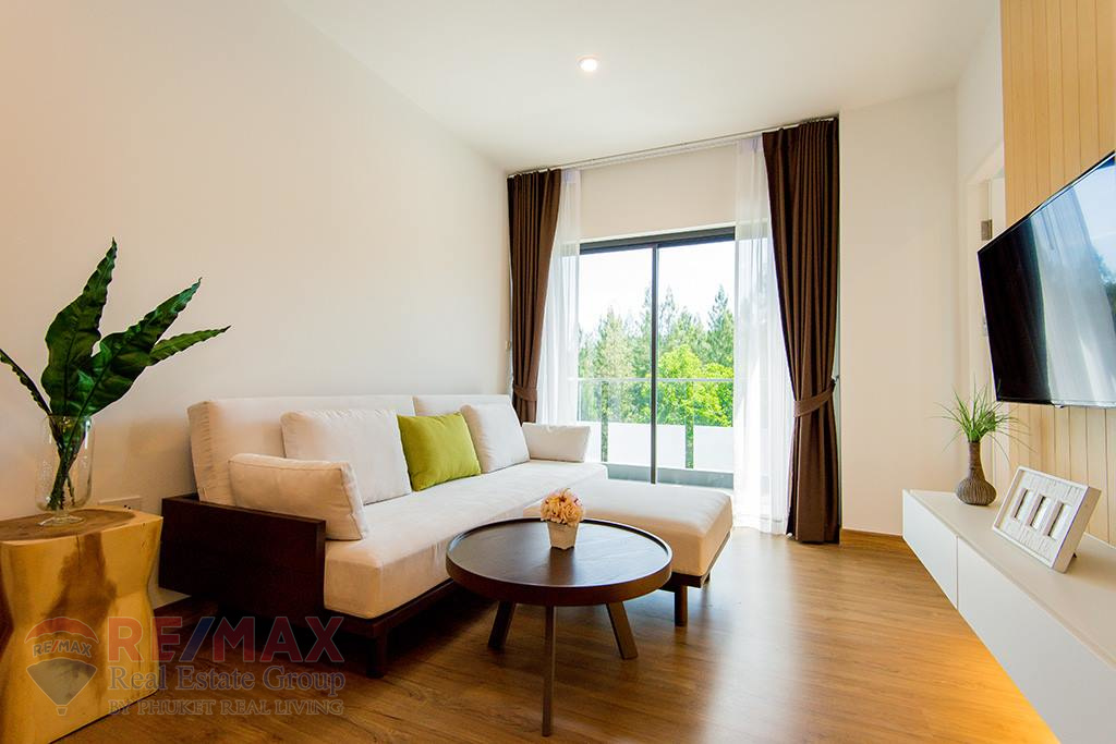 CHERNGTALAY 2 BEDROOM CONDOTEL FOR RENT