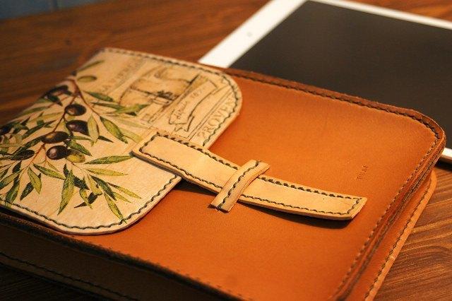 iPad布艺制作包包