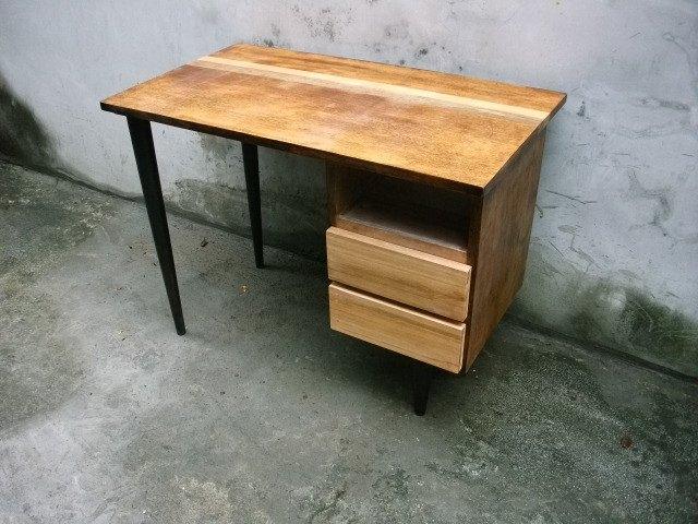 书桌木制真皮椅子图片大全