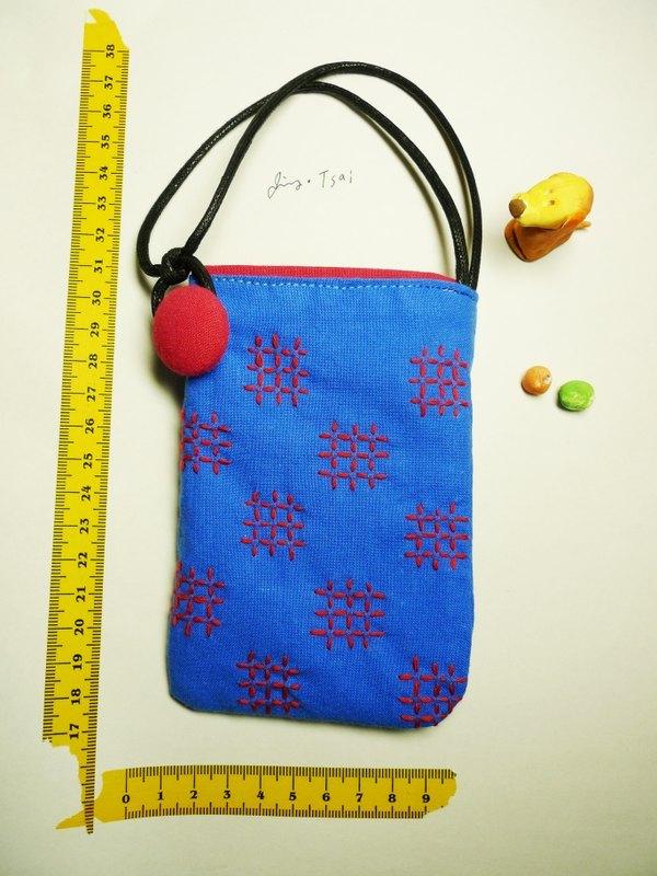 木棉花绣花包包图片