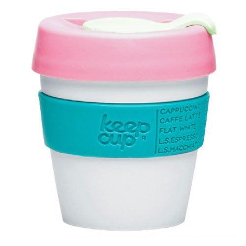 keepcup 随身咖啡杯 摇滚系列(s)-彩虹冰淇淋